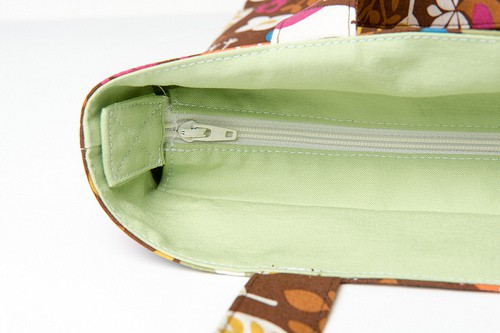 how to sew recessed zipper