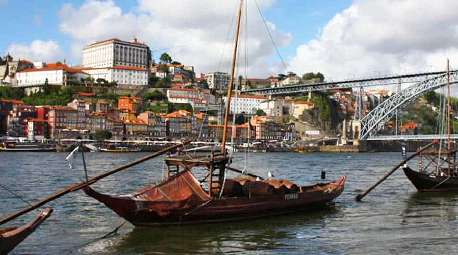 cheap place to fly, porto, portugal