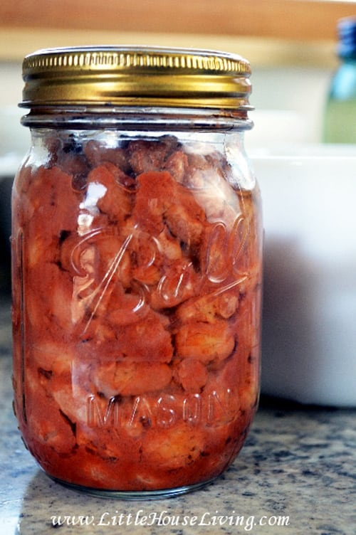 Canning Pinto Beans - recipes for canning beans