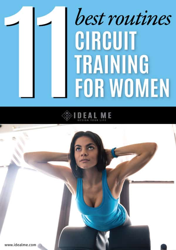 Circuit training for women has become a popular way to get in shape, build lean muscle, and burn excess fat. Here are 11 amazing circuit training routines.
