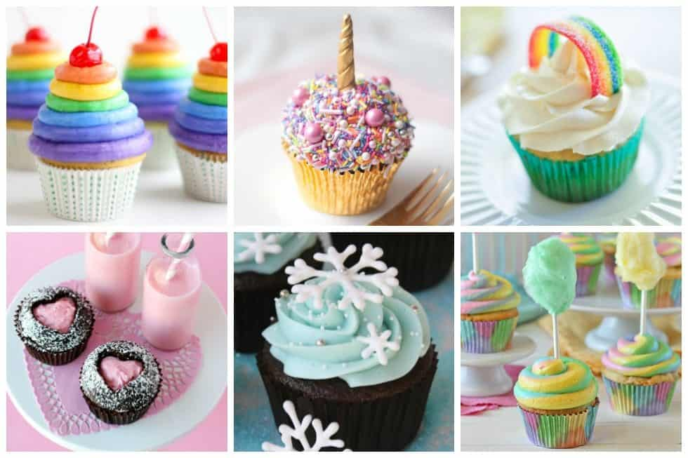 20 Easy and Fun Ideas for Decorating Cupcakes & cupcake decorations Archives - Ideal Me