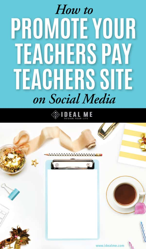 Navigating social media can be daunting but these 9 tips will teach you the foundation of how to promote your teachers pay teachers store on social media.