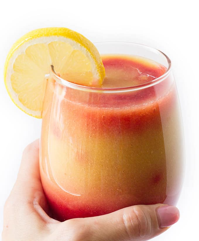 Sunrise Detox Smoothie - easy smoothie recipes