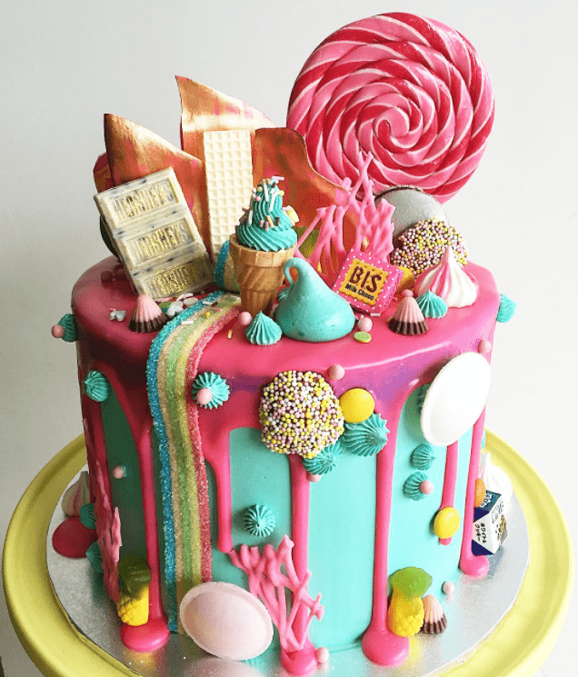 24 Fun Themed Kids Birthday Cake Ideas Ideal Me