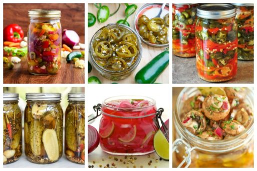Whether you are a novice or expert at canning, these 29 recipes for canning vegetables is a godsend!