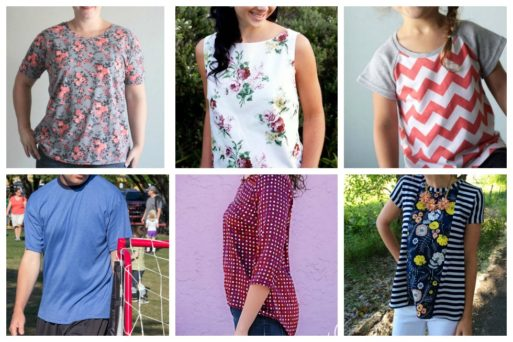 If you are a beginner at sewing, it's imperative to learn how to sew a Tshirt.