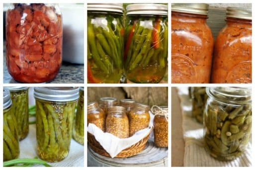 These different recipes for canning beans that we've gathered are all you need to can your own pantry full of beans.