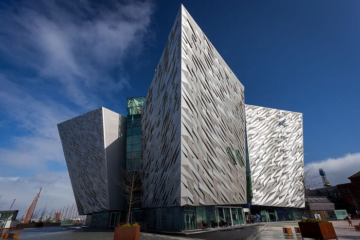 Belfast, Ireland - places to travel in Europe
