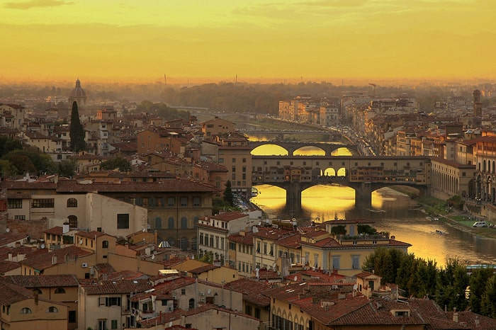Florence, Italy - places to travel in Europe