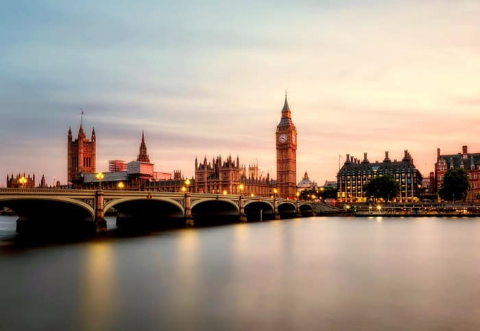 London, England - places to travel in Europe