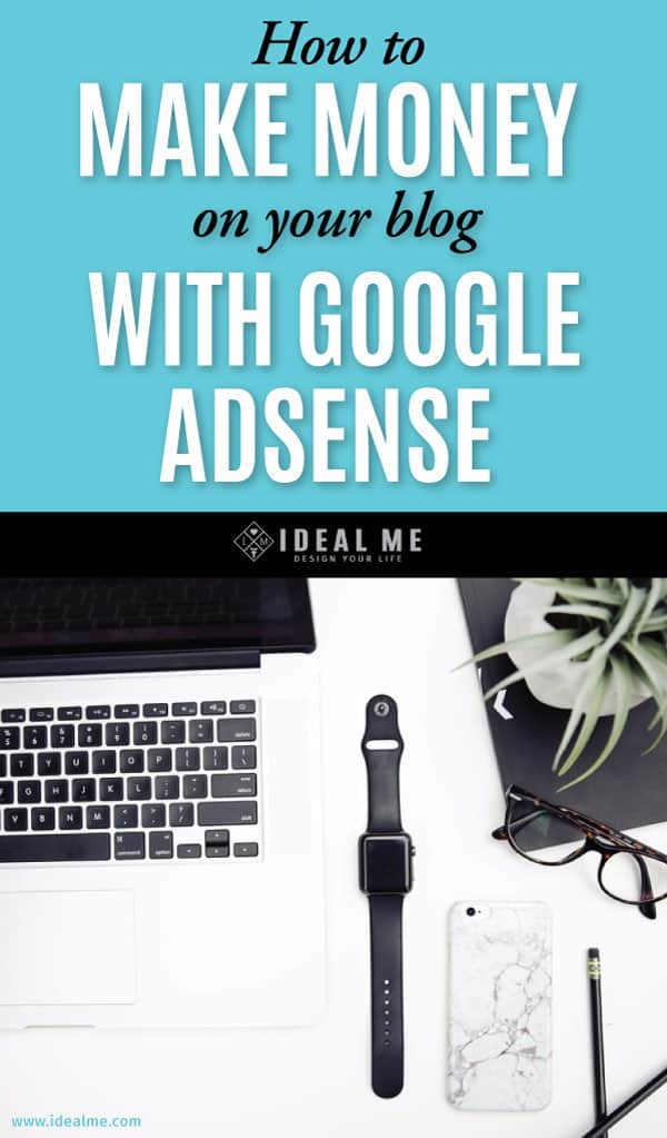 One of the major ways you can monetize your blog is through advertising. By far, the most popular platform to advertise is to blog with Google Adsense. Learn how to make money with Google Adsense.