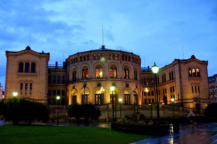 Oslo, Norway - places to travel in Europe