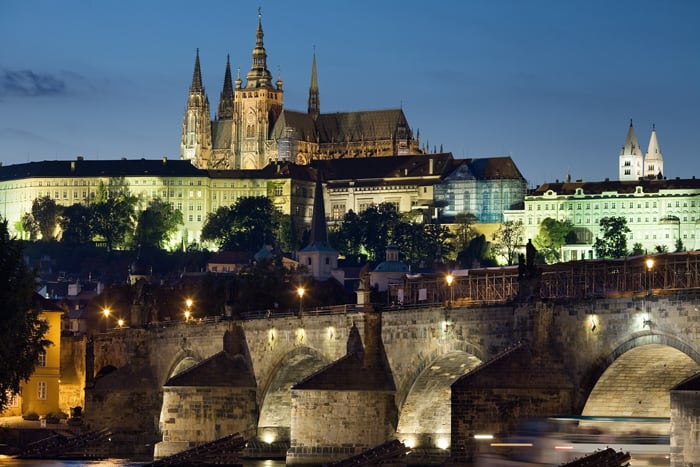 Prague, Czech Republic - places to travel in Europe