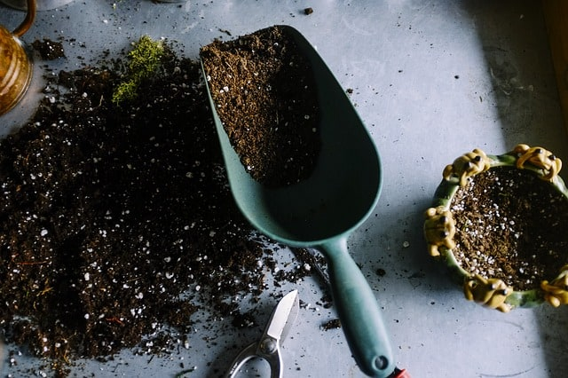 Superpowered Garden Soil - fall gardening tips