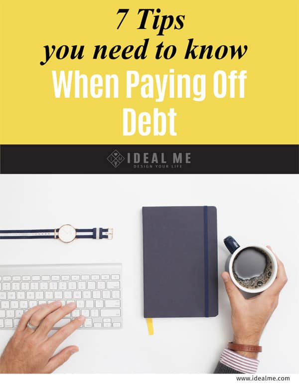 Tips You Need To Know When Paying Off Debt