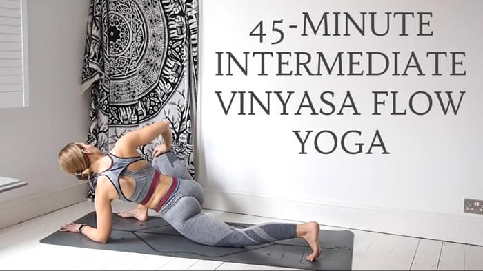 18 Yoga Flows That Will Make You Sweat - Ideal Me
