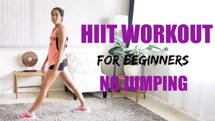 Low Impact HIIT Workout for Beginners
