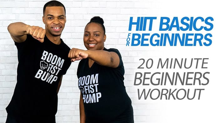 20 Minute HIIT Basics