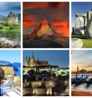 28 Iconic Places To Travel In Europe