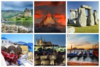 These iconic places to travel in Europe are the absolute must for your travel destinations.