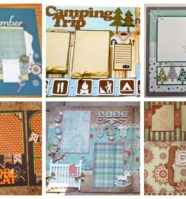 17 Incredible Scrapbook Templates to Inspire Your Next Project