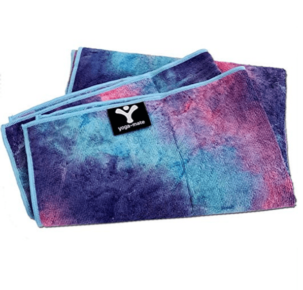 yoga mat towel - yoga gifts