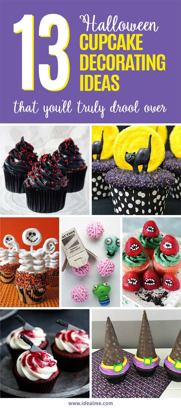 13 cupcake decorating ideas