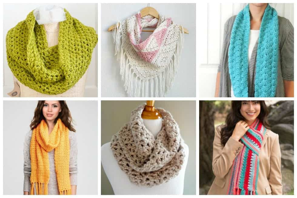 Grab some soft and cozy yarn. There's something for everyone with these 17 cozy scarf crochet patterns to keep you warm this fall.