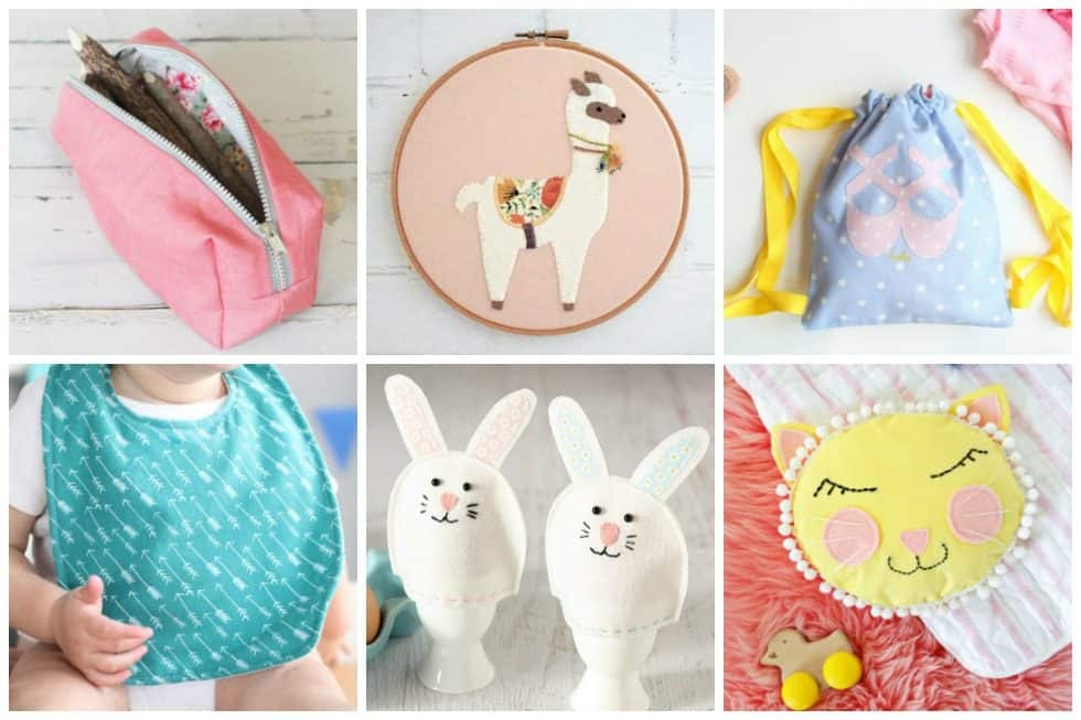 We've found these 17 cute DIY gifts to sew for less than $15. Use these patterns to treat your family and friends to lovely homemade gifts.