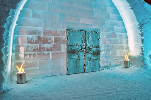 Icehotel, Sweden - unique travel destinations