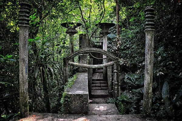 Las Pozas, Xilitla, Mexico - unique travel destinations