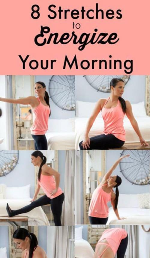 Rise & Shine Energizing Stretches