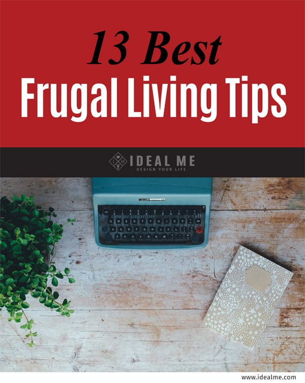 13 best frugal living tips