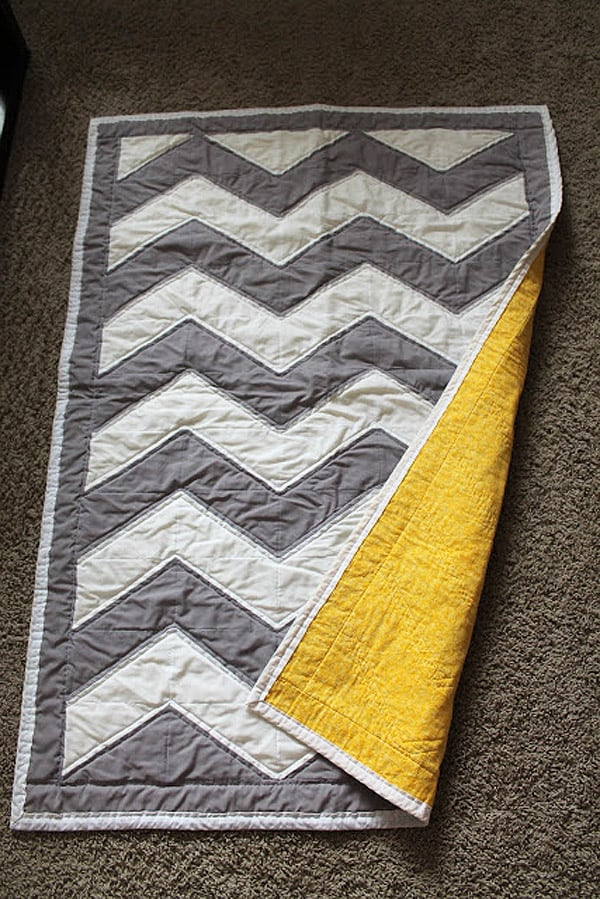 17 Chevron Quilt Patterns Perfect For Any Occasion Ideal Me