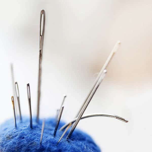 Needles - hand embroidery supplies