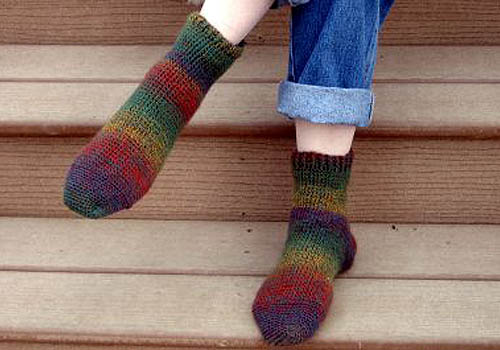 Ultimate Crochet Socks