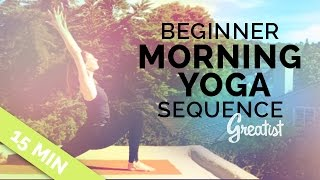 Beginner Morning Yoga Sequence