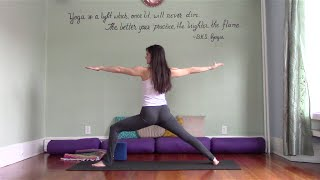Ujjayi Breathe & Basic Vinyasa Flow