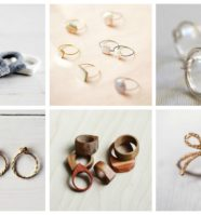 24 Simple DIY Rings Everyone Will Love