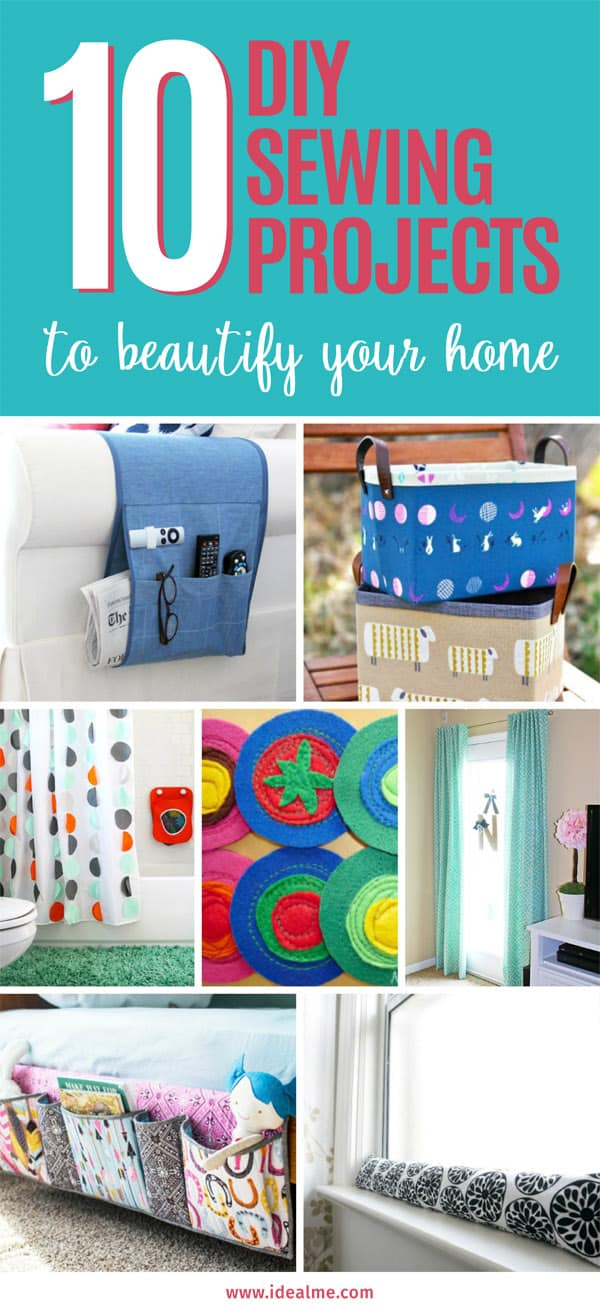 10 diy sewing projects