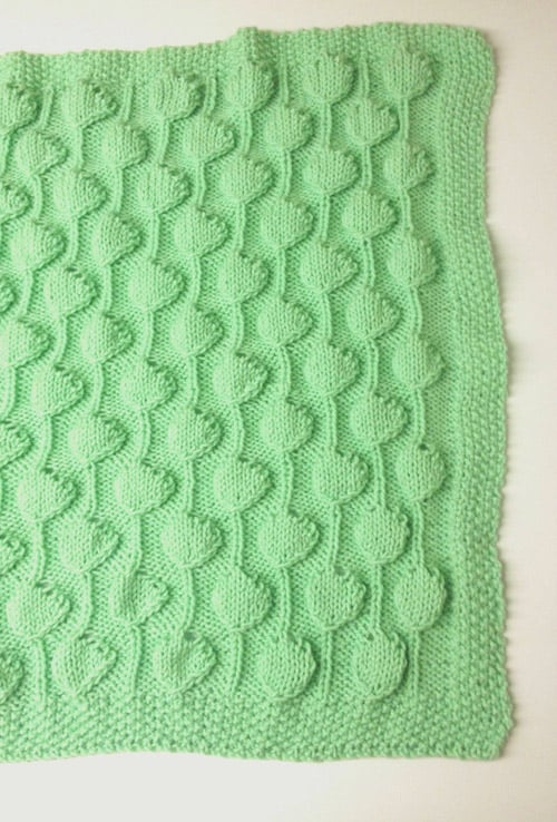 image regarding Free Printable Knitting Patterns for Baby Blankets referred to as 26 Absolutely free Little one Blanket Knitting Habits - Desired Me