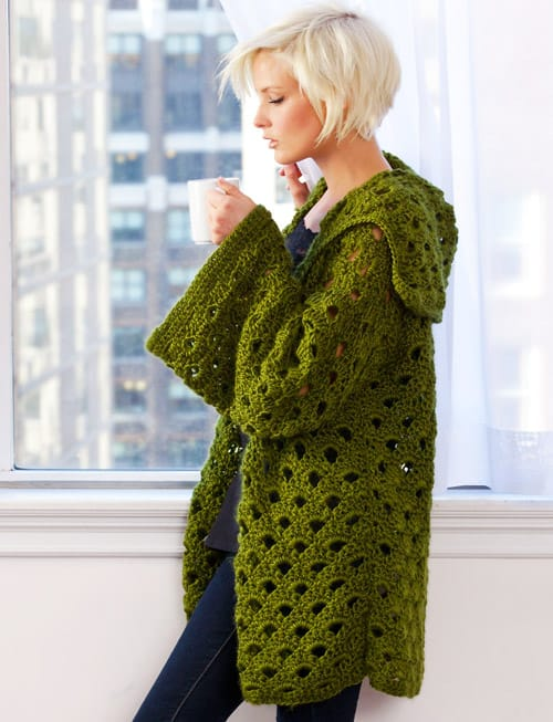614b2cf5c 20 Free Crochet Sweater Patterns Perfect for Chilly Days - Ideal Me