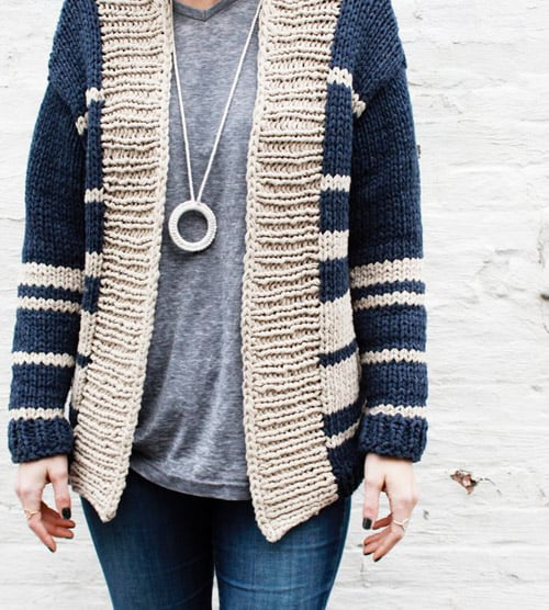 15 Knit Sweater Patterns You'll Be Dying To Knit - Ideal Me