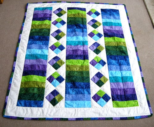 60 Easy Baby Quilt Patterns To Make For Your Pregnant Friends Ideal Me Simple Easy Baby Quilt Patterns