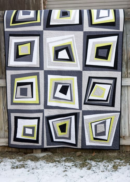 World of Goo - contemporary quilts
