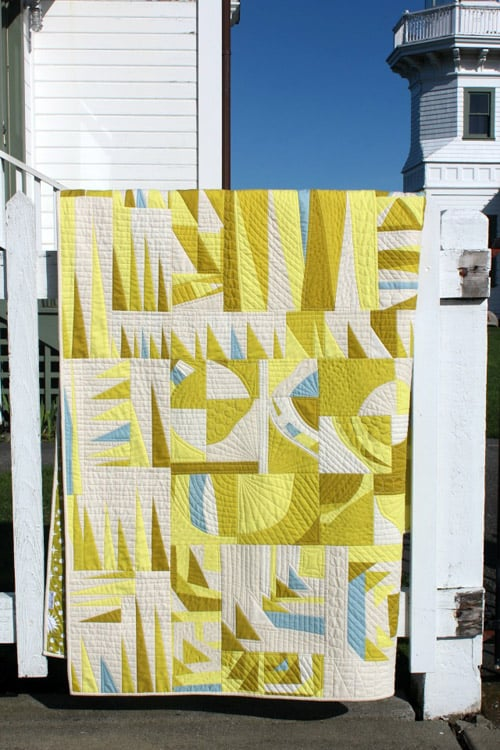 improv - contemporary quilts