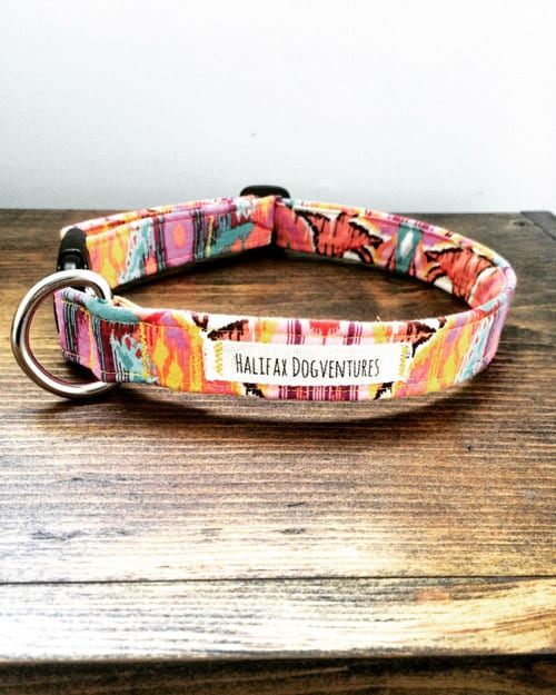 Adjustable Collar - sew for your pets
