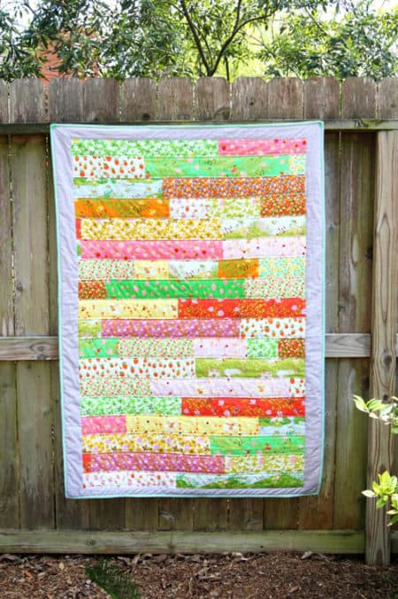 Briar Rose - strip quilt patterns