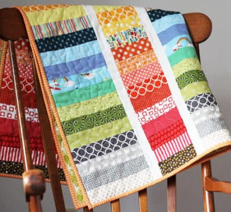 Strip and Flip - strip quilt patterns