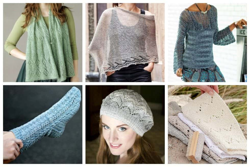 942b454d2ec2 15 Of The Best Lace Knitting Patterns - Ideal Me